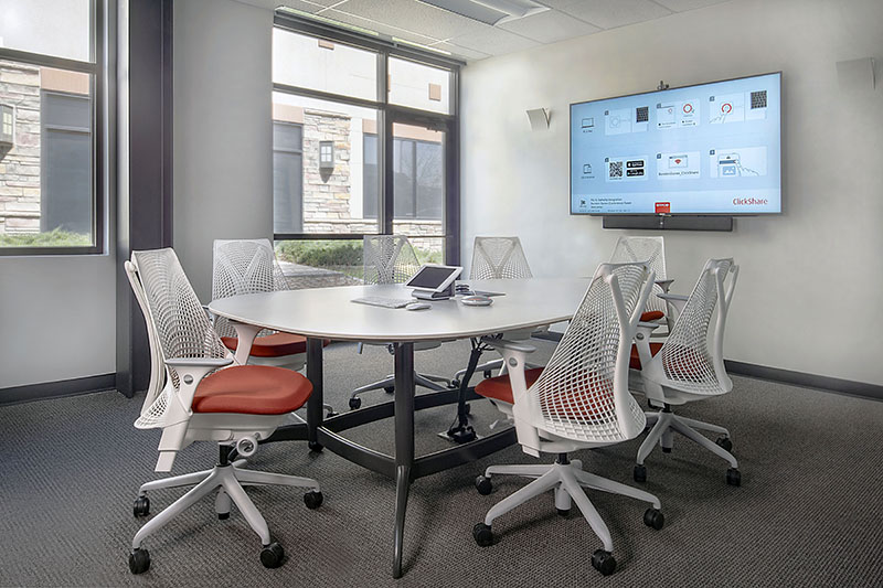 In Office Design, The Lines Between Home and Work Blur