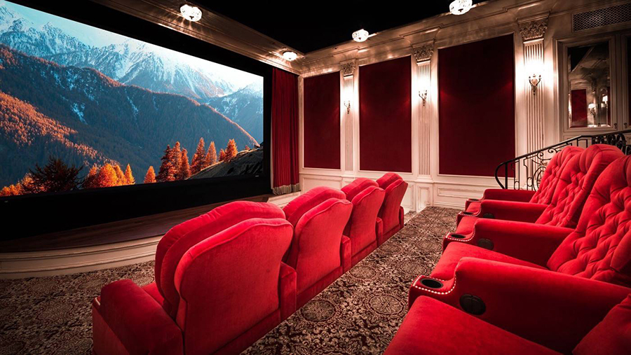 7 Creative Ideas to Finish Off Your Home Theater Design