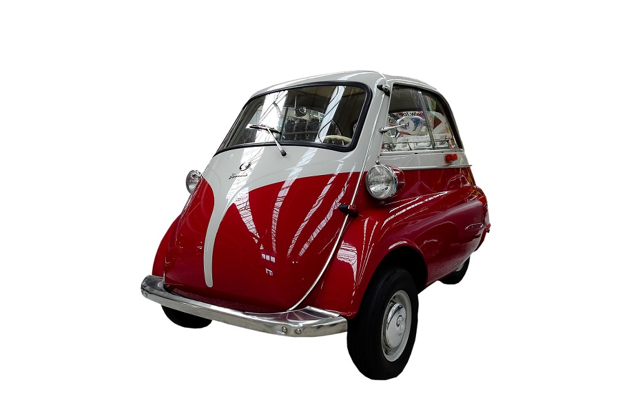 A Full-size Look at the Magnificent World of Microcars