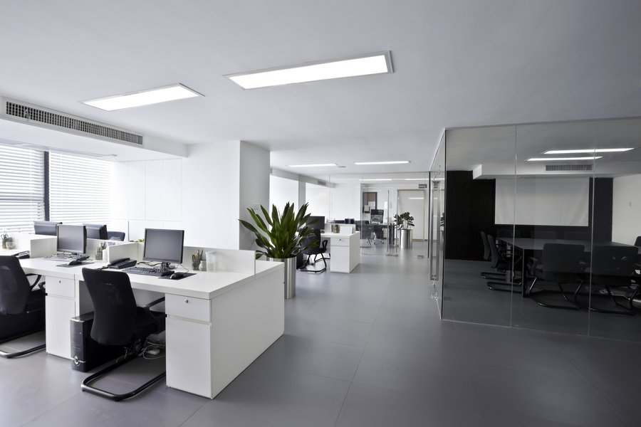 Elevate Your Workspace with Smart Building Technology
