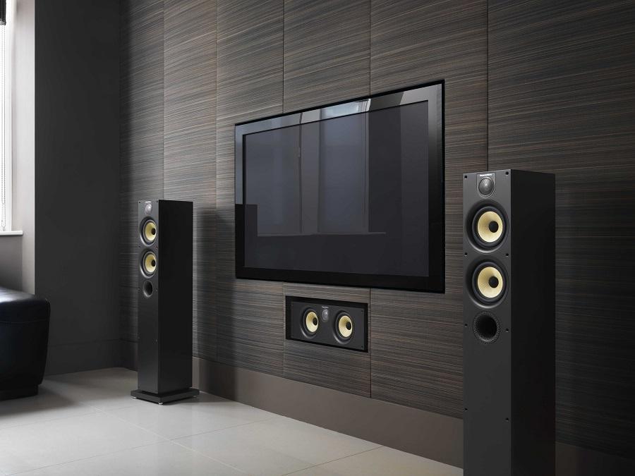Blend Your Interior Design and A/V System Seamlessly
