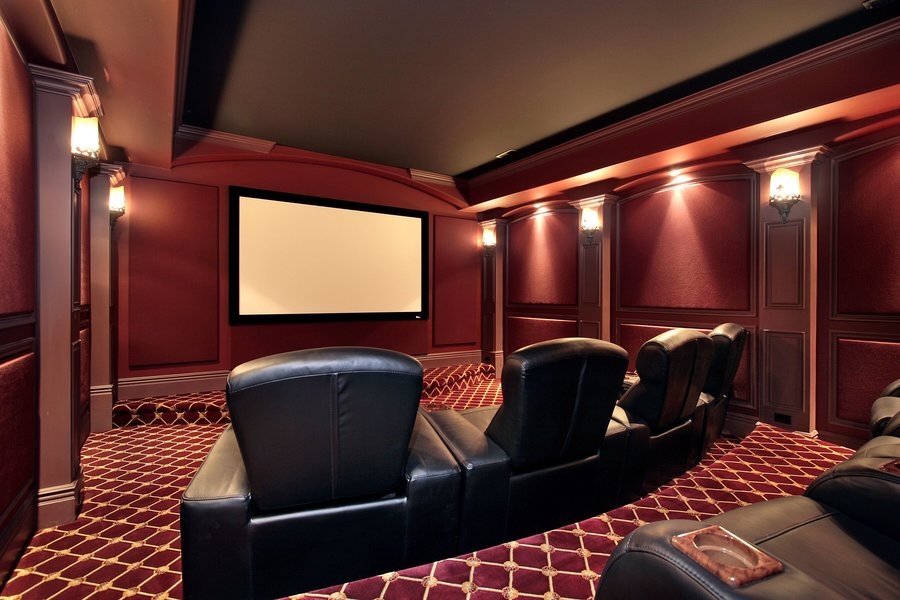 Create a Custom Home Theater Out of Any Space
