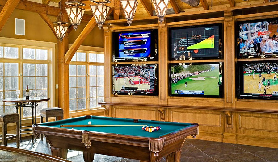 A Space to Play: Crafting the Ultimate Home Media Room