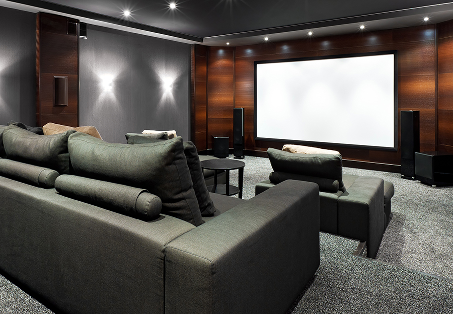 5 Home Theater Design Trends for 2017