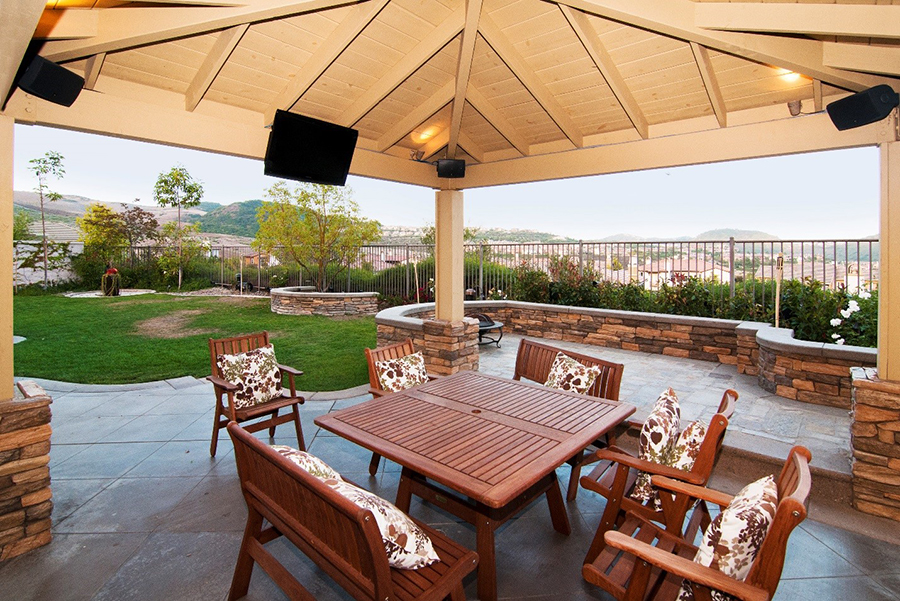 How Can You Make Technology Thrive in Your Outdoor Spaces?