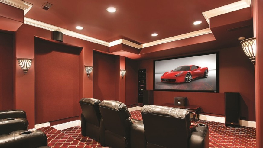 What You'll Need for True UHD in Your Custom Home Theater