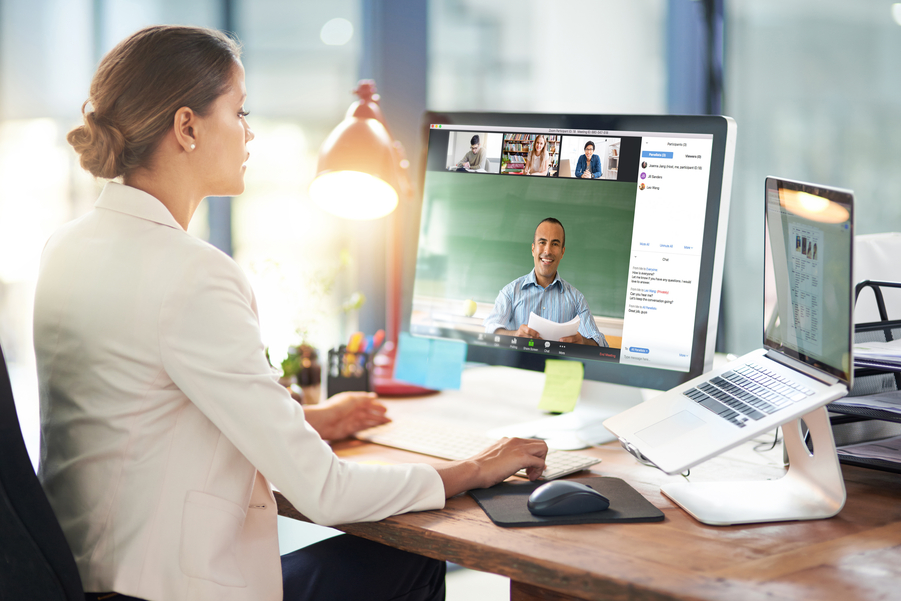 Two Tricks To Be More Effective on Video Meetings