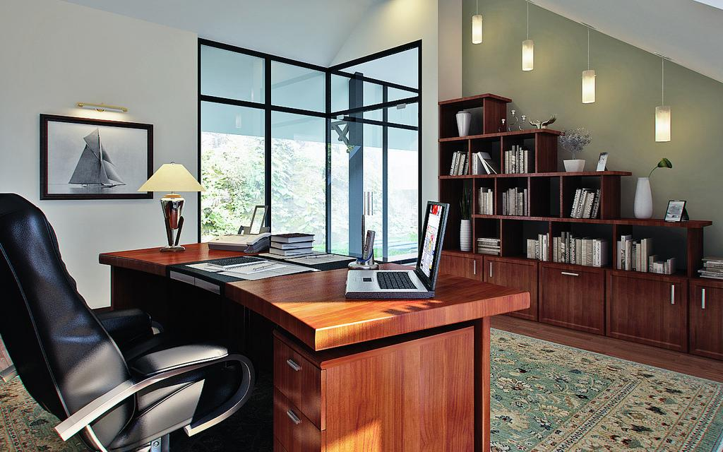 Build the Ideal Home Office