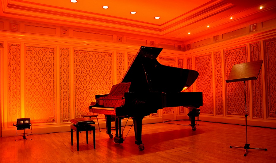 Consider the Piano Room