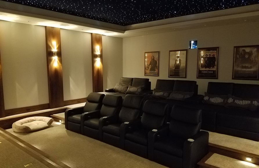How Can You Benefit From a Professional Home Theater Design?