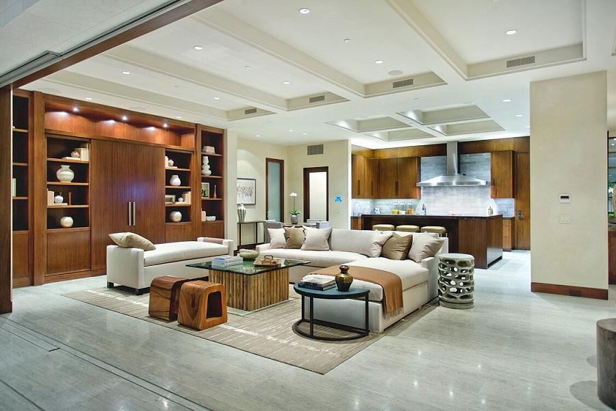 3 Advantages of Hidden TVs in Luxury Homes