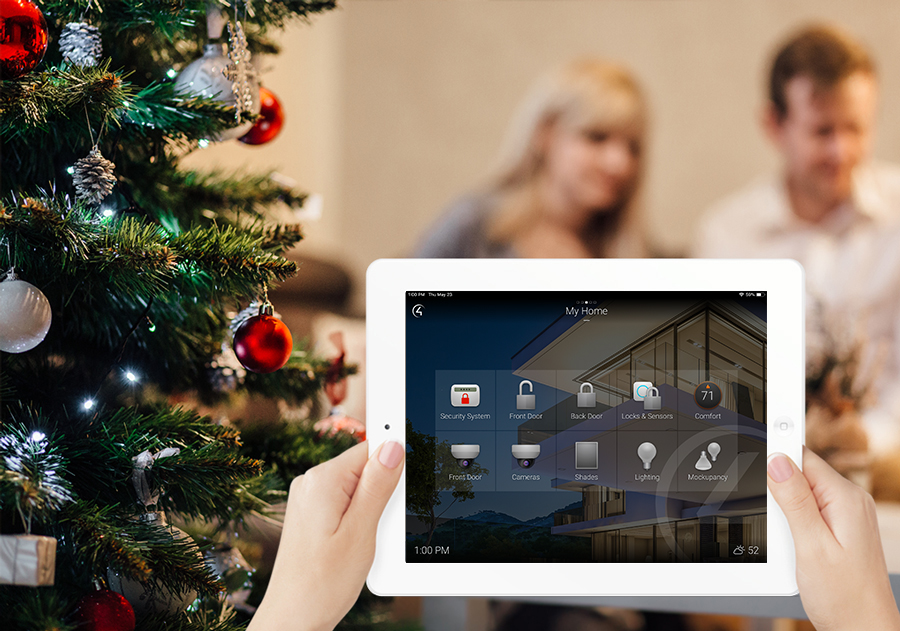 Update Your Smart Home Automation System in Time for the Holidays