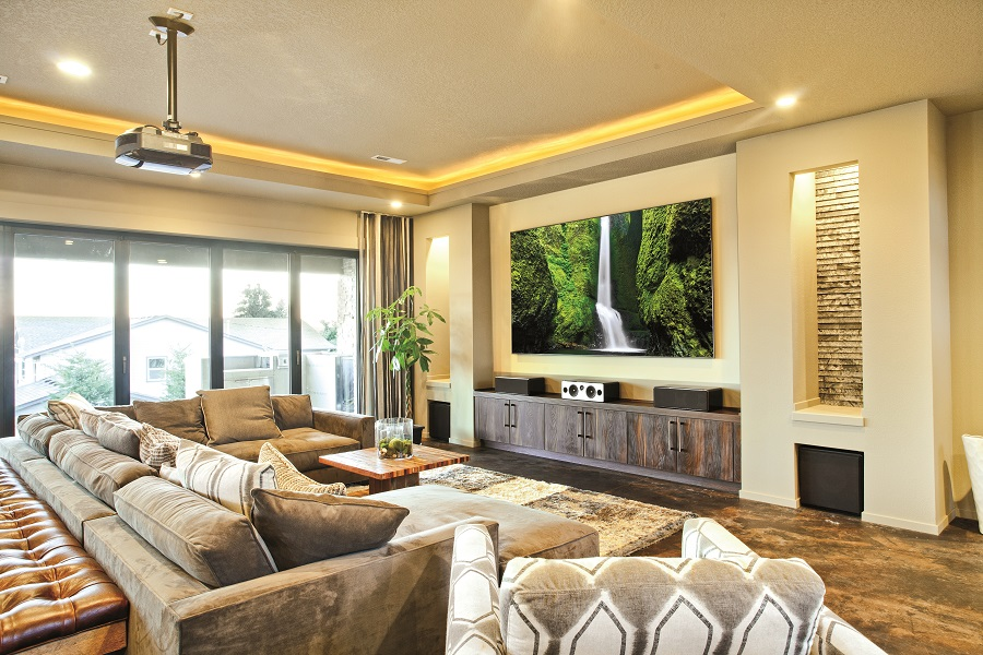 How Interior Designers Can Make the Most of a Client's A/V Systems