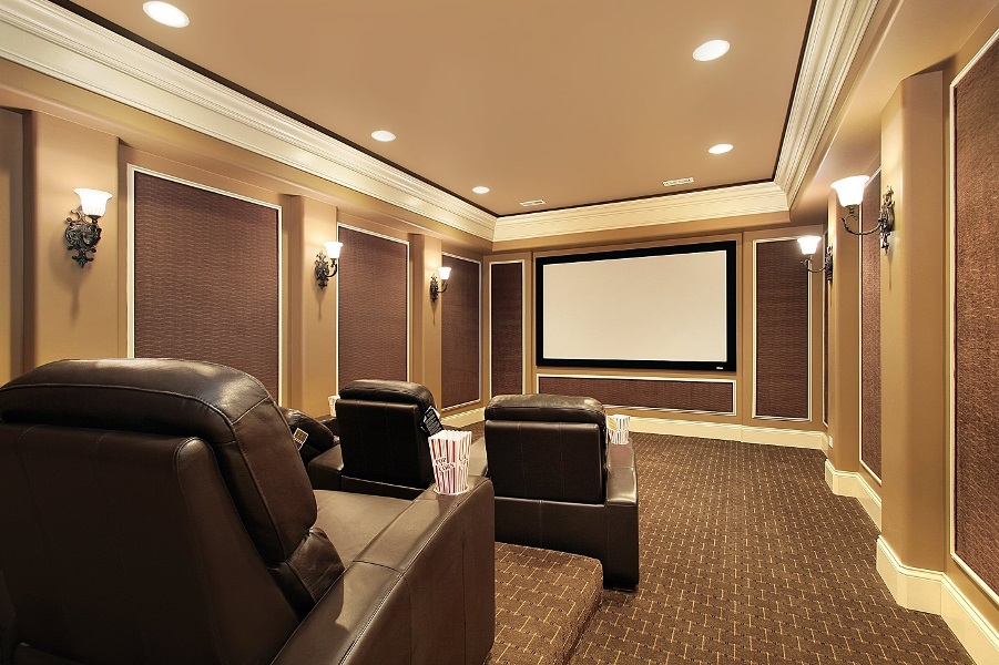 How to Get Superior Sound in Your Custom Home Theater
