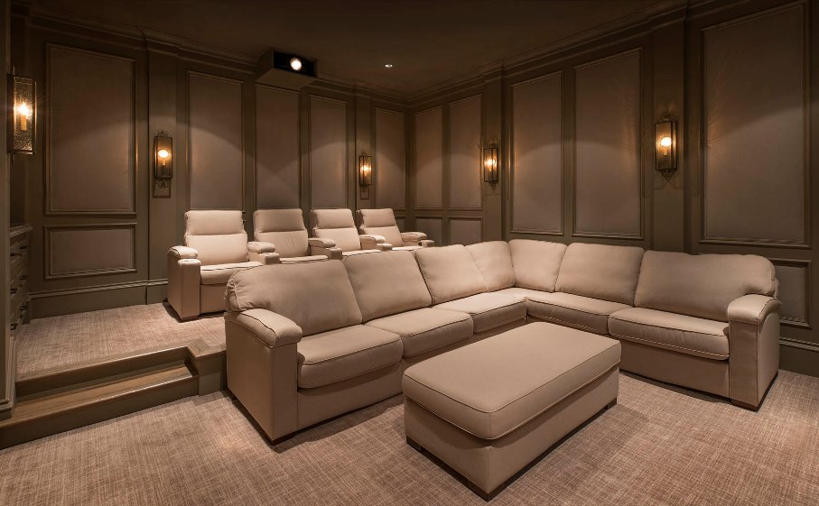 Let Us Be Your Home Theater Design Consultant