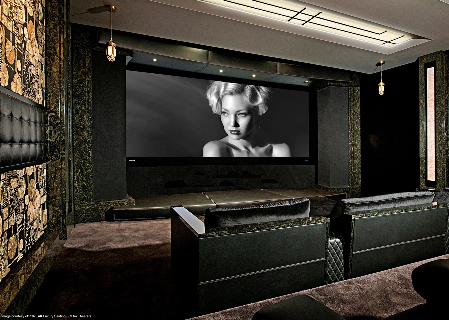 Take Your Home Theater Design Up a Notch