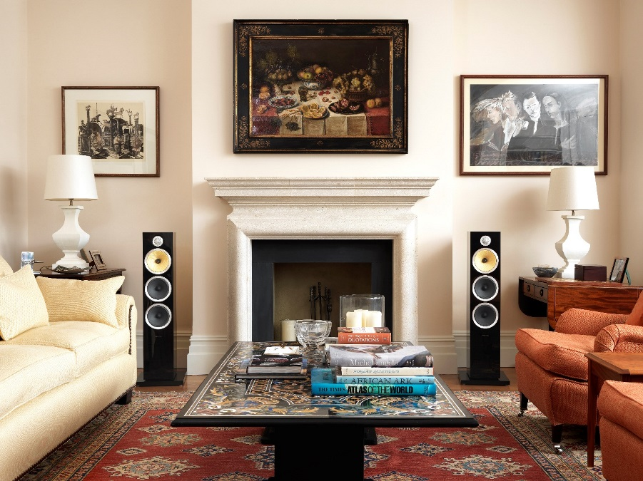 Which Speakers are Right for Your Whole Home Audio System?