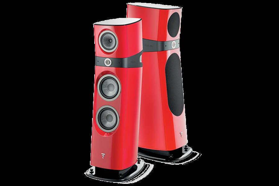 A Look Into Focal's High-Performance Floorstanding Speakers