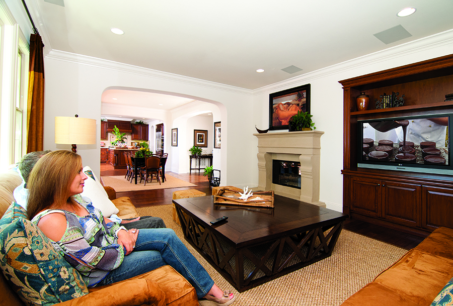 For Superior Whole Home Audio, Choose Sonance