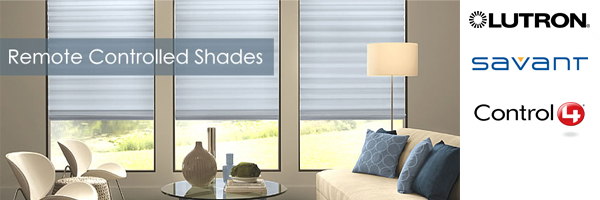 Houston Motorized Shades Dealer: What You Need to Know