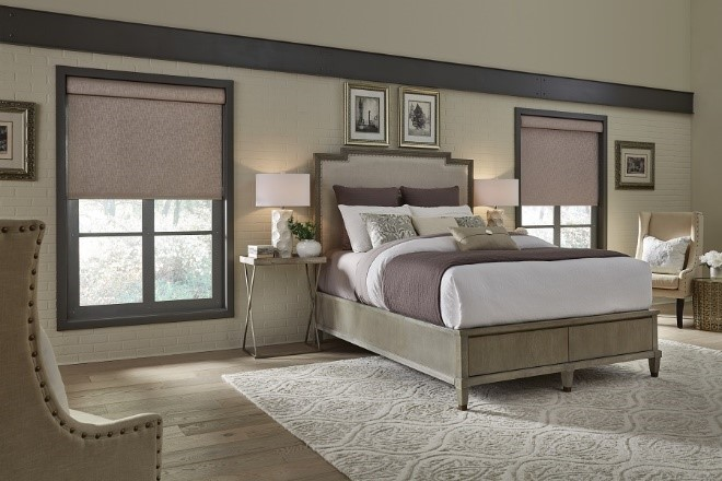 Build Smarter, More Convenient Homes with Motorized Shades