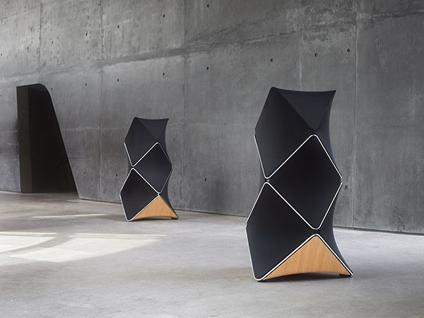 How Bang & Olufsen BeoLab Speakers Elevate Interior Design Projects