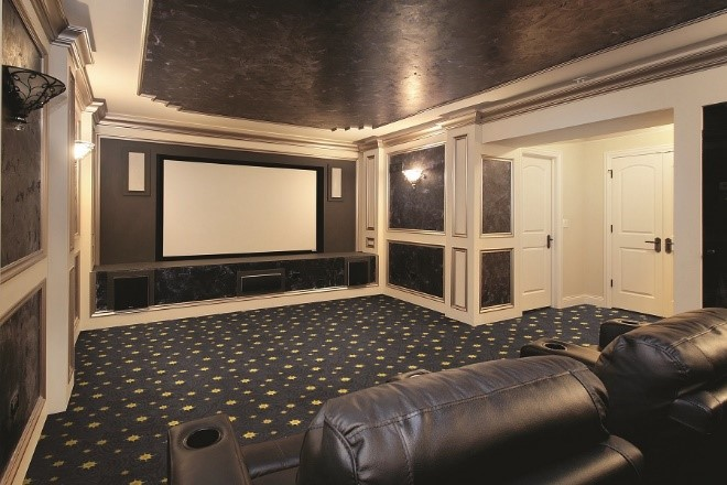 How Integrators Help Architects Build Better Home Theaters