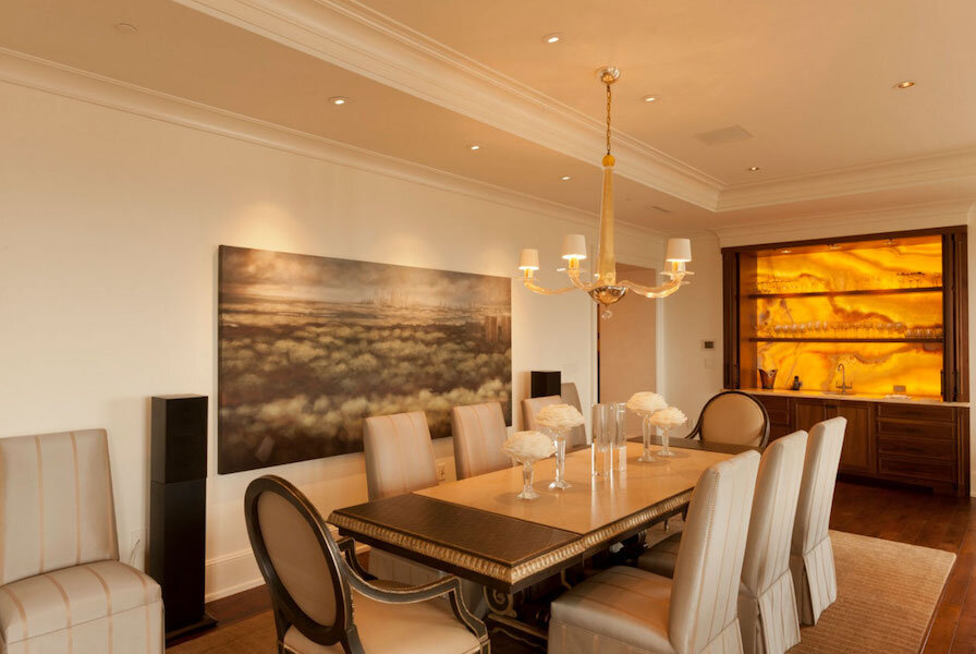 How Your Lighting Control System and Shades Can Help Protect Your Home