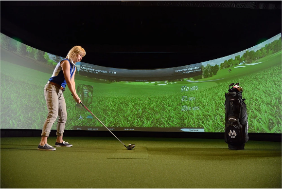 Improve Your Game from Home with a Golf Simulator Installation