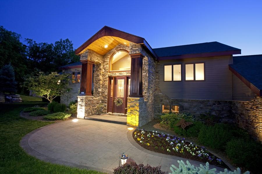 Keep Your Property Safe with Landscape Lighting
