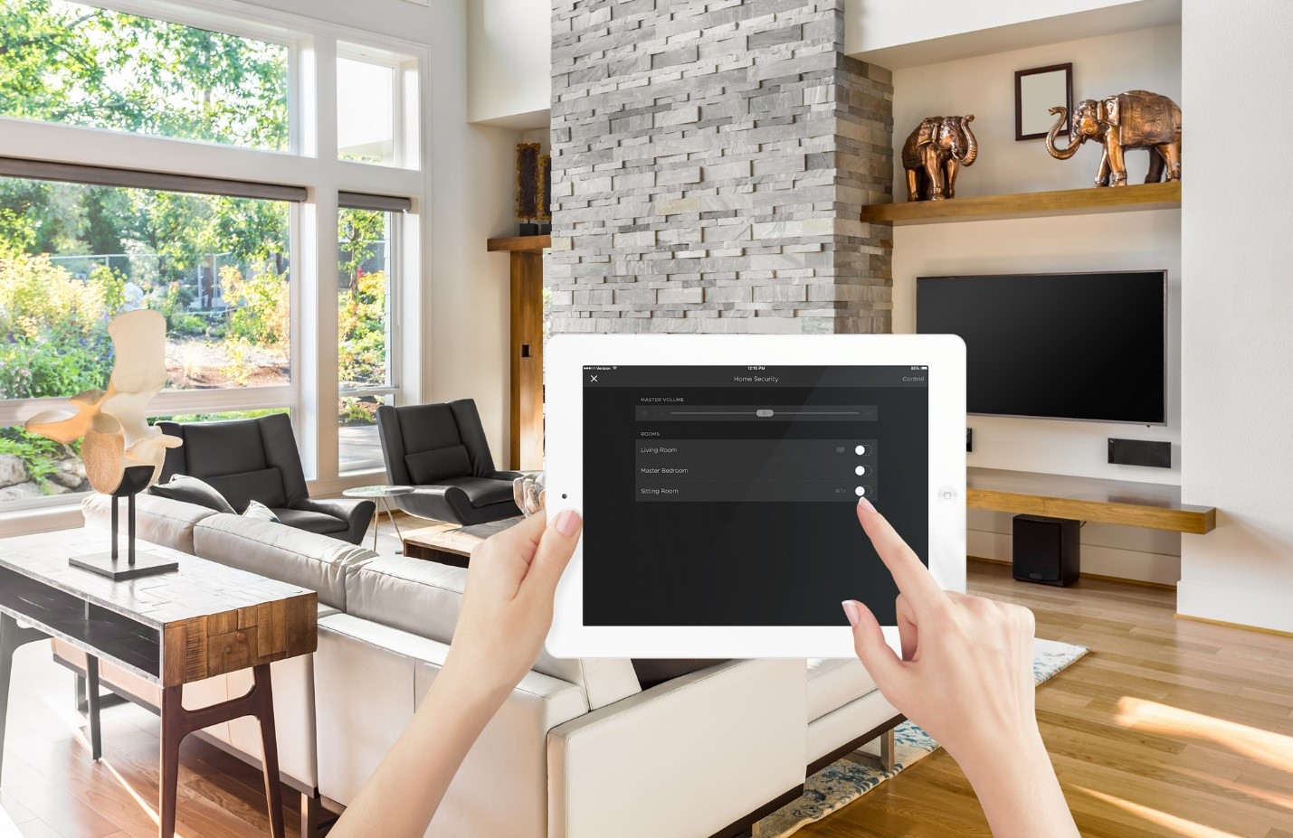 Get Peace of Mind During the Holidays with a Smart Security System