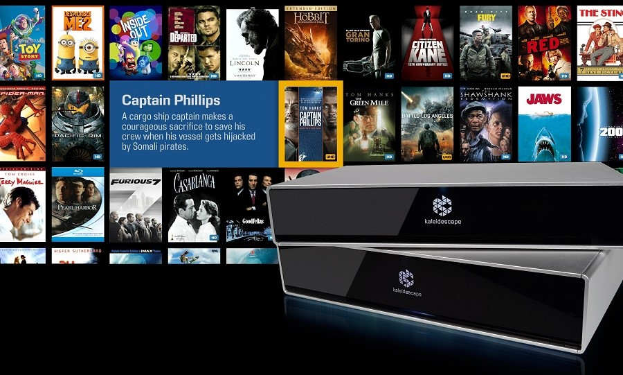 Upgrade Your Custom Home Theater with Kaleidescape