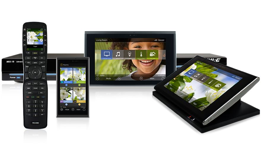 URC Total Control 2.0 Makes Home Automation Effortless