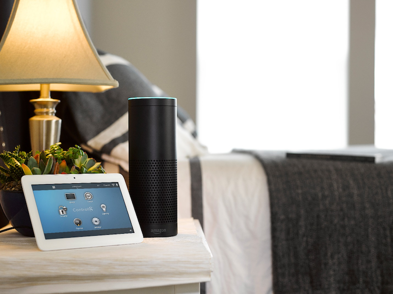 Using Voice Control to Interface With Your Smart Home Automation System