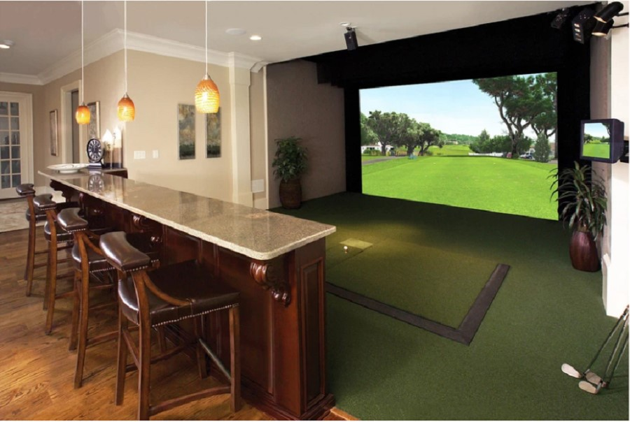 What Are the Best Features of a Golf Simulator Installation?